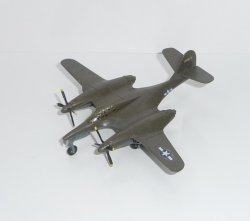 Photo3: 1/144 DECAL XP-54 Swoose Goose & XP-67 Moonbat